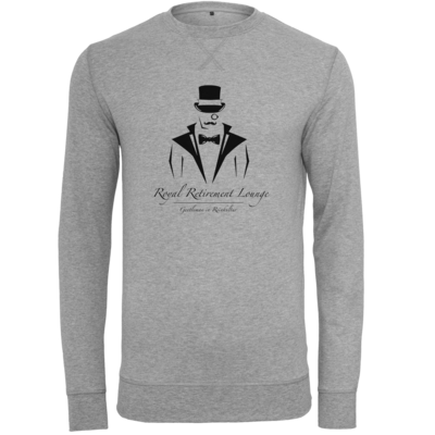 Motiv: Light Crew Sweatshirt - Royal Retirement Lounge