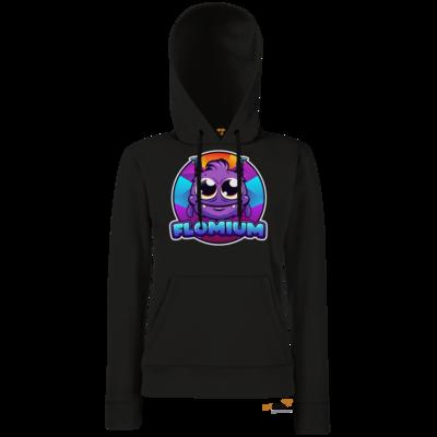 Motiv: Hoodie Damen Classic - FLOMIUM Logo