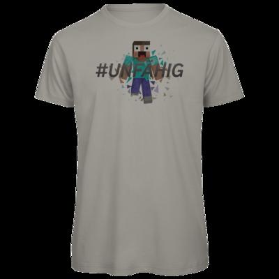 Motiv: Organic T-Shirt - Poly Unfähig