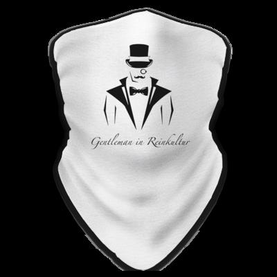 Motiv: Schlauchtuch - Gentleman Only