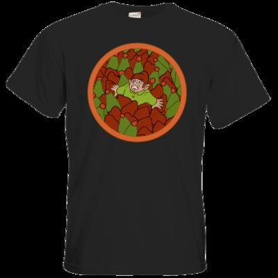 Motiv: T-Shirt Premium FAIR WEAR - Wichtelwald