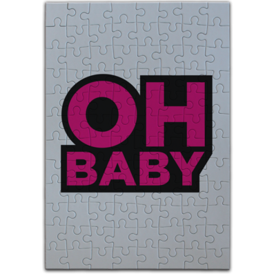 Motiv: Puzzle - Oh Baby
