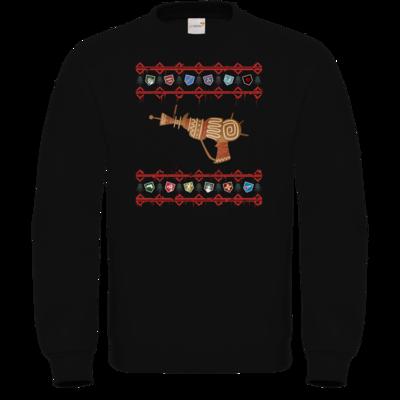 Motiv: Sweatshirt FAIR WEAR - Zombie Weihnachten