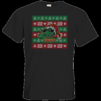 Motiv: T-Shirt Premium FAIR WEAR - Ugly XMas