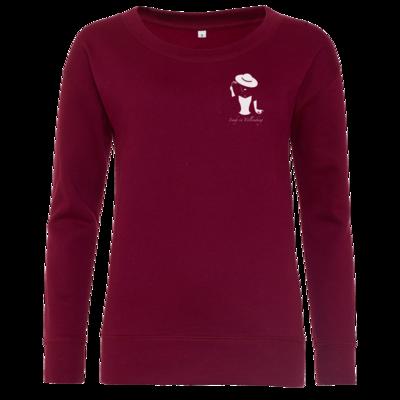Motiv: Girlie Crew Sweatshirt - Lady Oper