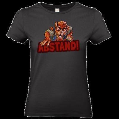 Motiv: T-Shirt Damen Premium FAIR WEAR - Welf - Abstand