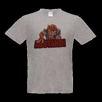 Motiv: T-Shirt V-Neck FAIR WEAR - Welf - Abstand