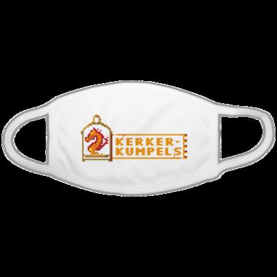 Motiv: Gesichtsmaske - Kerkerkumpels Logo (Original)