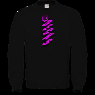 Motiv: Sweatshirt FAIR WEAR - twitch becks pink