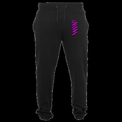 Motiv: Heavy Sweatpants - twitch becks pink