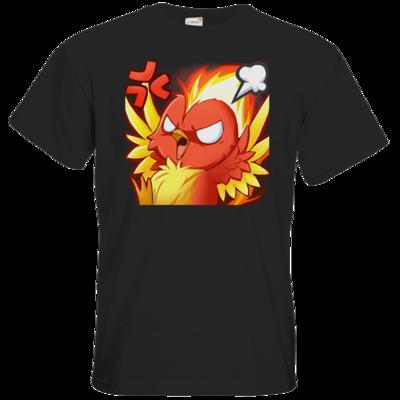 Motiv: T-Shirt Premium FAIR WEAR - Fye Rage