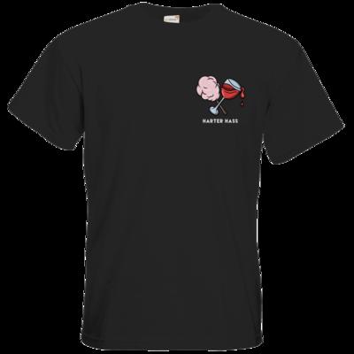 Motiv: T-Shirt Premium FAIR WEAR - Harter Hass