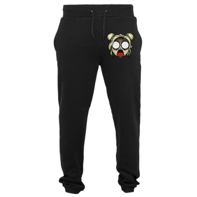 Motiv: Heavy Sweatpants - Panik bei Fee