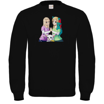 Motiv: Sweatshirt FAIR WEAR