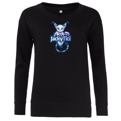 Motiv: Girlie Crew Sweatshirt - Logo