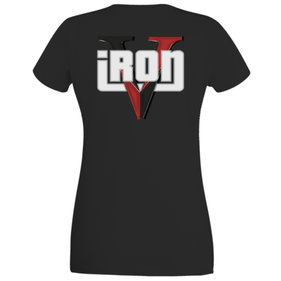 Motiv: T-Shirt Damen Premium FAIR WEAR - IronV_main