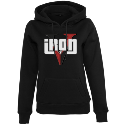 Motiv: Womens Heavy Hoody - IronV_main