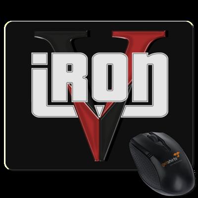 Motiv: Mousepad Textil - IronV_main