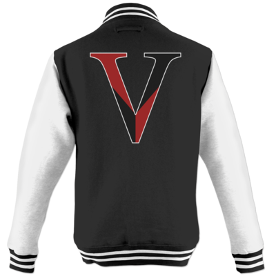 Motiv: College Jacke - IronV_cleanlogo