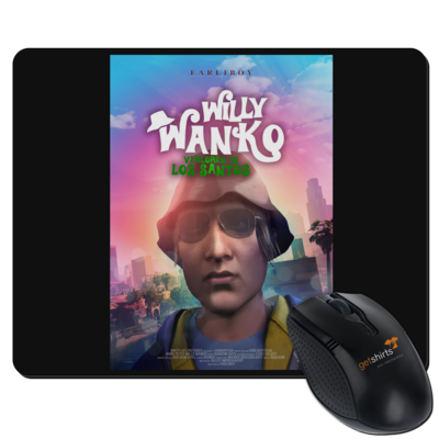 Motiv: Mousepad Textil - Willy Wanko