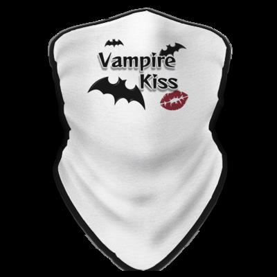 Motiv: Schlauchtuch - Vampire Kiss