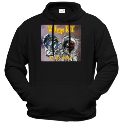 Motiv: Hoodie Premium FAIR WEAR - Black World