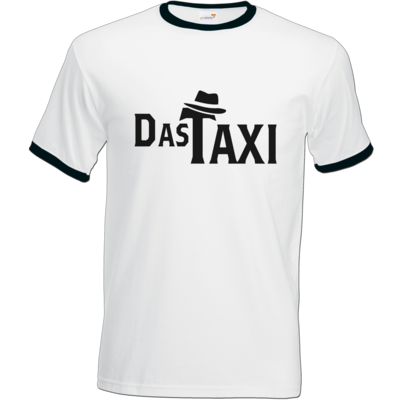 Motiv: T-Shirt Ringer - Das Taxi