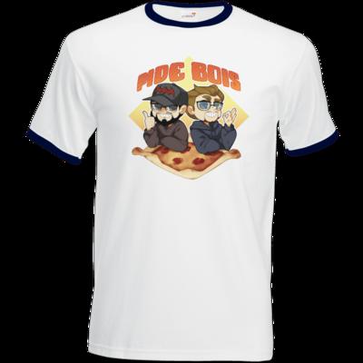 Motiv: T-Shirt Ringer - Pide Bois Podcast