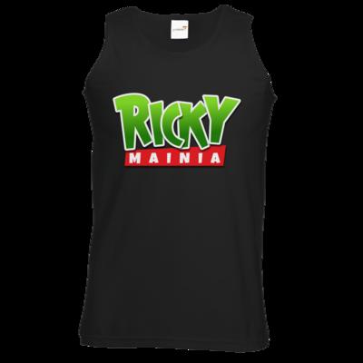 Motiv: Athletic Vest - Rickymainia Logo