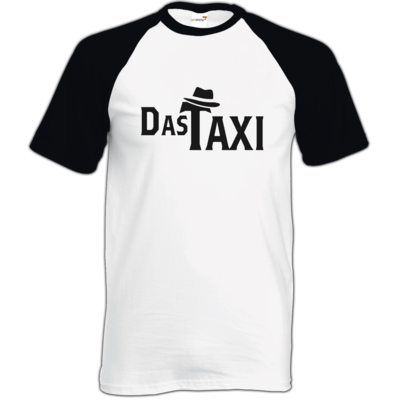 Motiv: TShirt Baseball - Das Taxi