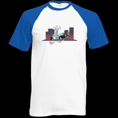 Motiv: TShirt Baseball - Cop1055