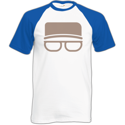 Motiv: TShirt Baseball - Kurt Simpel