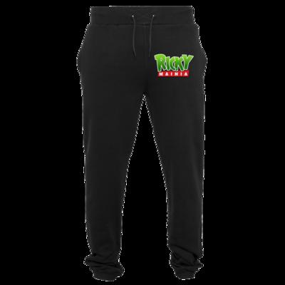 Motiv: Heavy Sweatpants - Rickymainia Logo