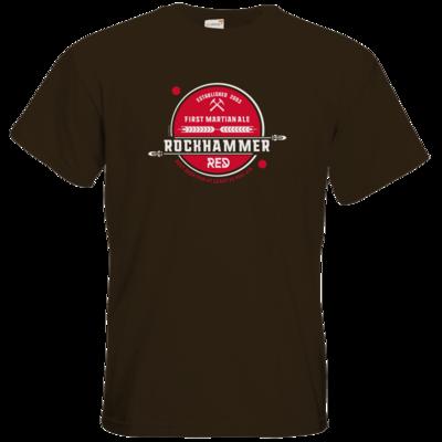 Motiv: T-Shirt Premium FAIR WEAR - Rockhammer Red 2093