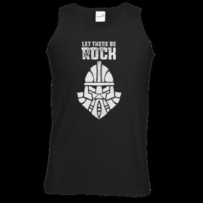 Motiv: Athletic Vest - Be Rock - Vintage