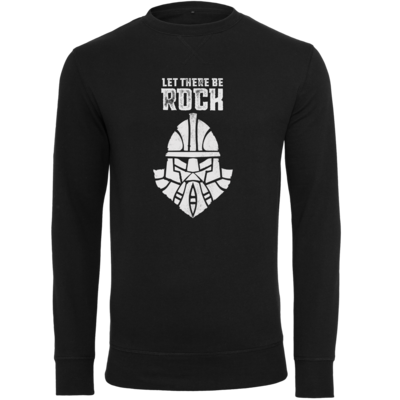 Motiv: Light Crew Sweatshirt - Be Rock - Vintage