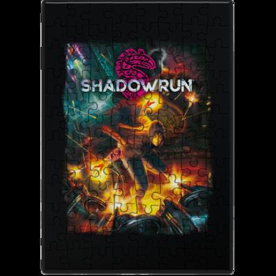 Motiv: Puzzle - Shadowrun (r)  Cover
