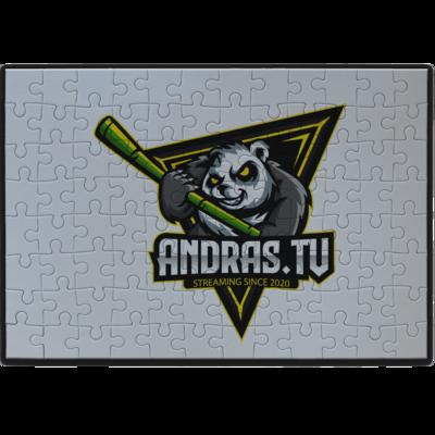 Motiv: Puzzle - Andras.tv Logo