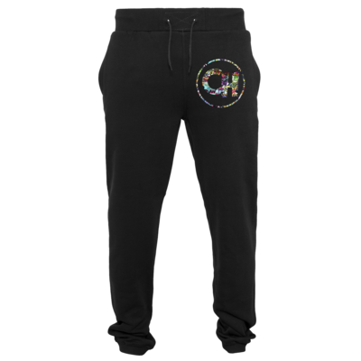 Motiv: Heavy Sweatpants - Cheetah Graffiti Logo