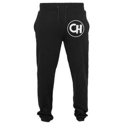 Motiv: Heavy Sweatpants - Cheetah White Logo
