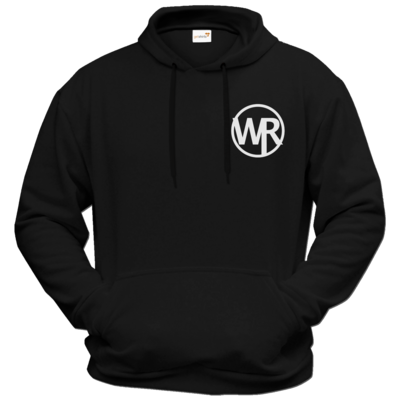 Motiv: Hoodie Premium FAIR WEAR - WAGNER RECORDS LOGO WR weiss