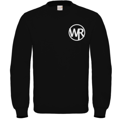 Motiv: Sweatshirt FAIR WEAR - WAGNER RECORDS LOGO WR weiss