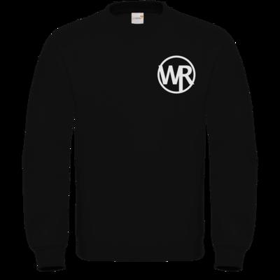 Motiv: Sweatshirt FAIR WEAR - WAGNER RECORDS LOGO WR weiss