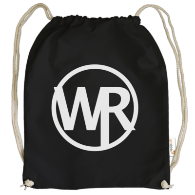 Motiv: Cotton Gymsac - WAGNER RECORDS LOGO WR weiss