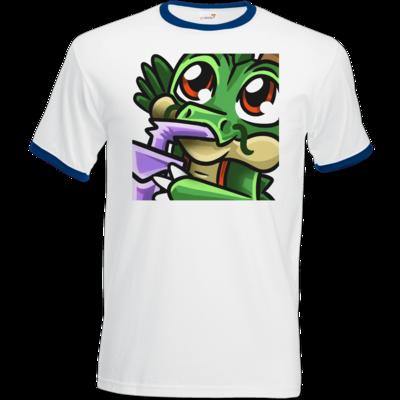 Motiv: T-Shirt Ringer - Sip