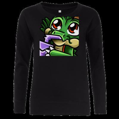 Motiv: Girlie Crew Sweatshirt - Sip