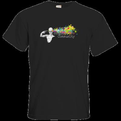 Motiv: T-Shirt Premium FAIR WEAR - Veteran Community