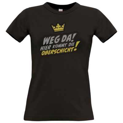 Motiv: T-Shirt Damen Premium FAIR WEAR - Oberschicht