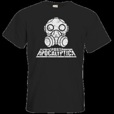 Motiv: T-Shirt Premium FAIR WEAR - PostApo