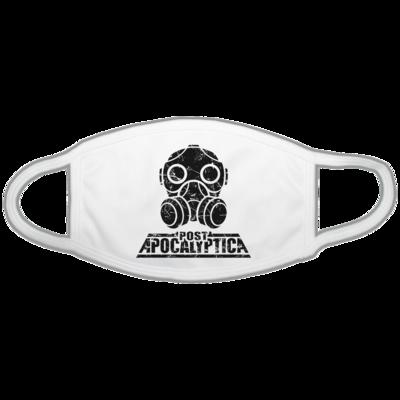 Motiv: Gesichtsmaske - PostApo